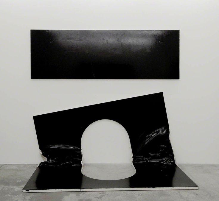 Neo-conceptual art Steven Parrino