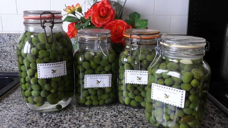 Le olive di San Francesco