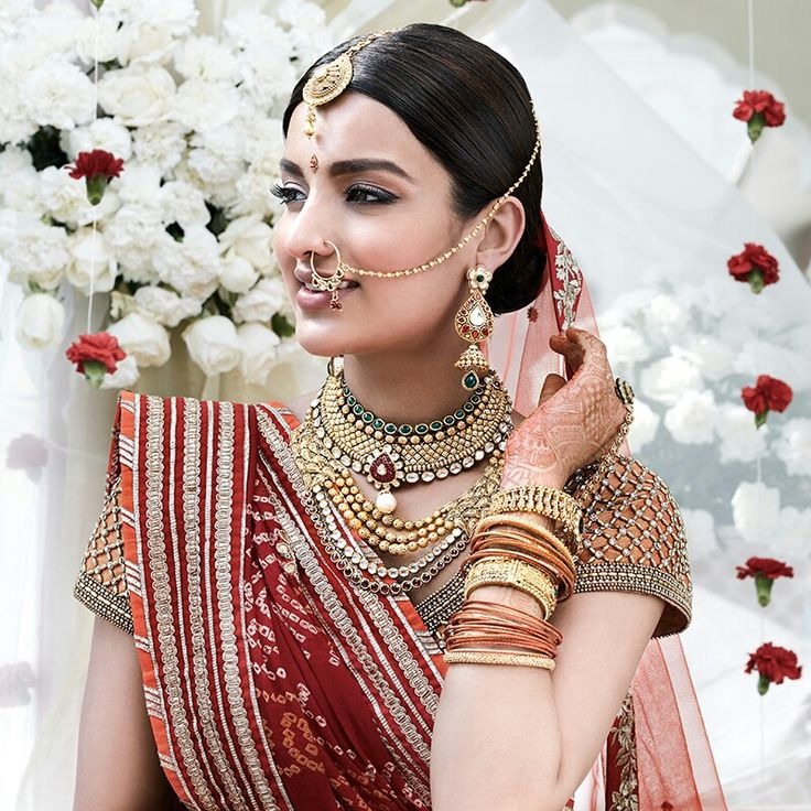 166 Best Bridal Jewellery Collections Images On Pinterest: 1332 Best Images About Gujarati Saree Draping On Pinterest