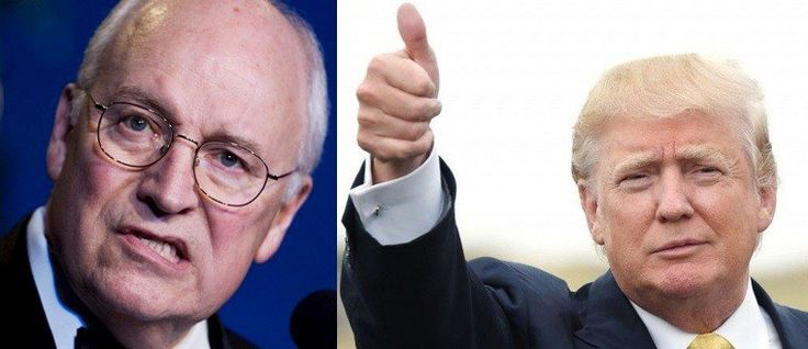 If you liked Dick Cheney and the invasion of Iraq, you'll love who Trump just picked to advise him.