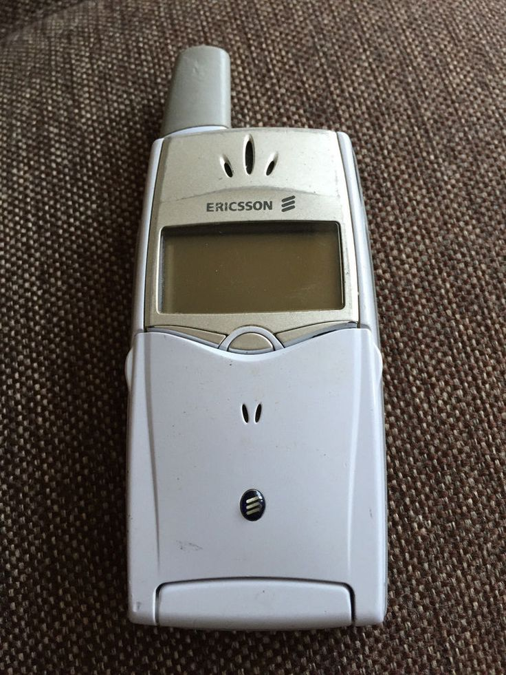 Ericsson T39 Icecap Blue (Unlocked) Cell Phone *RARE