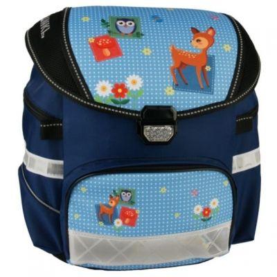 Funki Chubby-Bag Waldtiere Schulsack rund