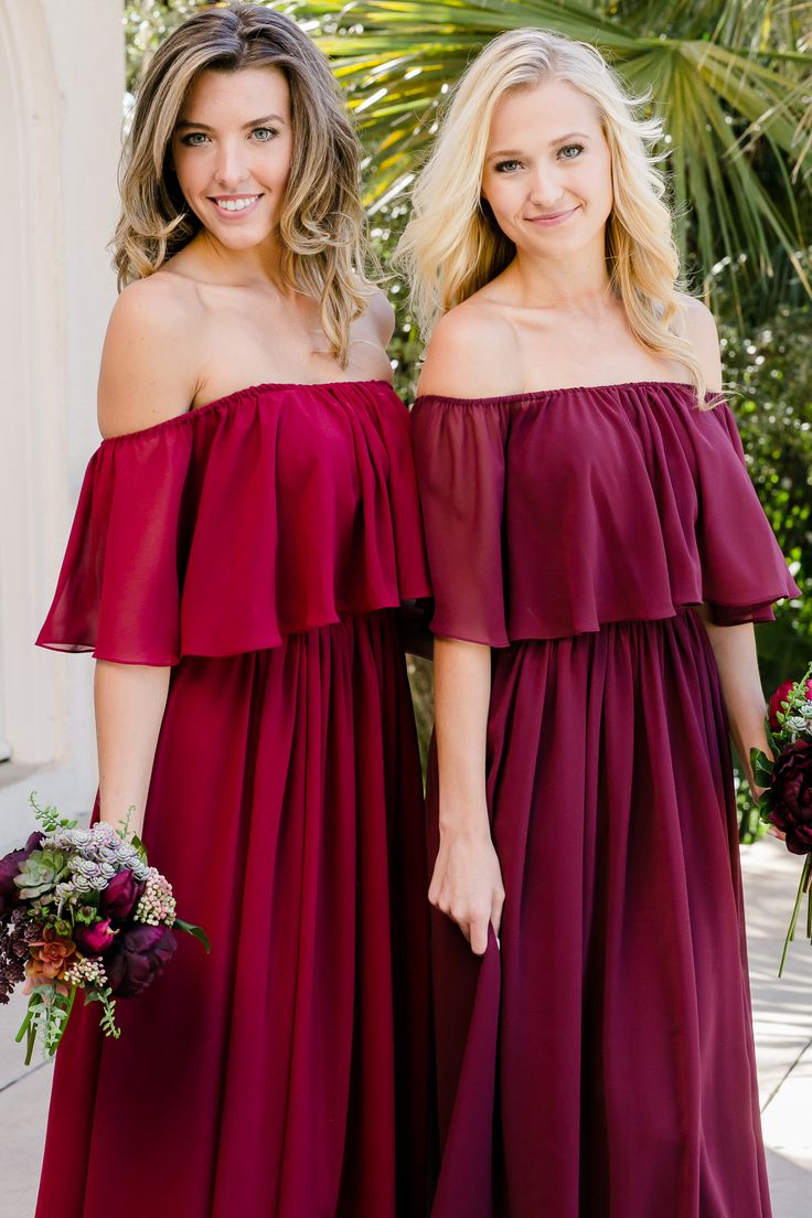 722 best bridesmaid style images on pinterest bridesmaid tops mix and match revelry bridesmaid dresses and separatesvelry has a wide selection of unique ombrellifo Choice Image
