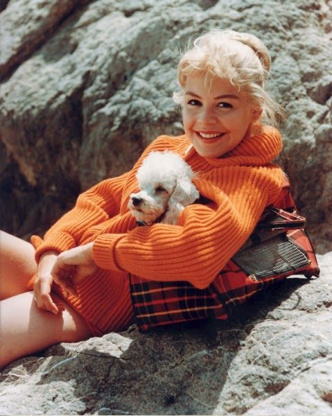❤️Sandra Dee and her Poodle