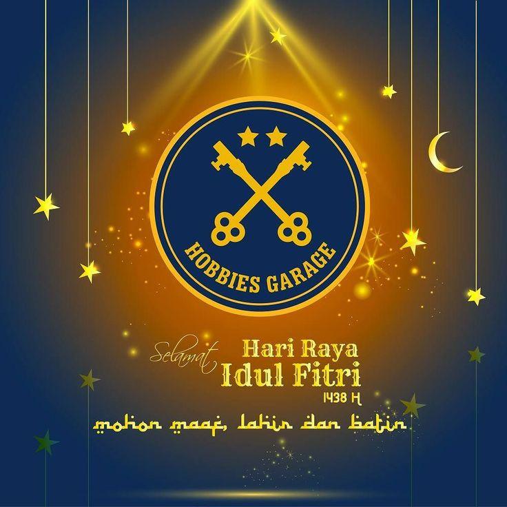 Selamat Hari Raya Idul Fitri 1438H Mohon Maaf Lahir Dan