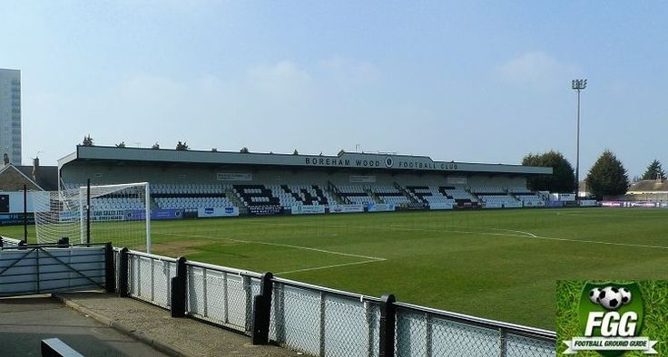 Boreham Wood FC | Meadow Park | Football Ground Guide