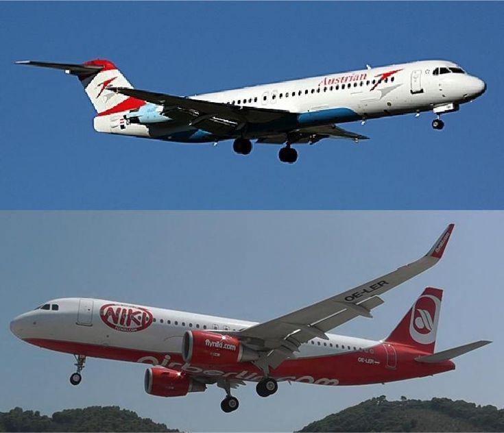 Μεγάλη αύξηση πτήσεων από Αυστρία προς Ελλάδα