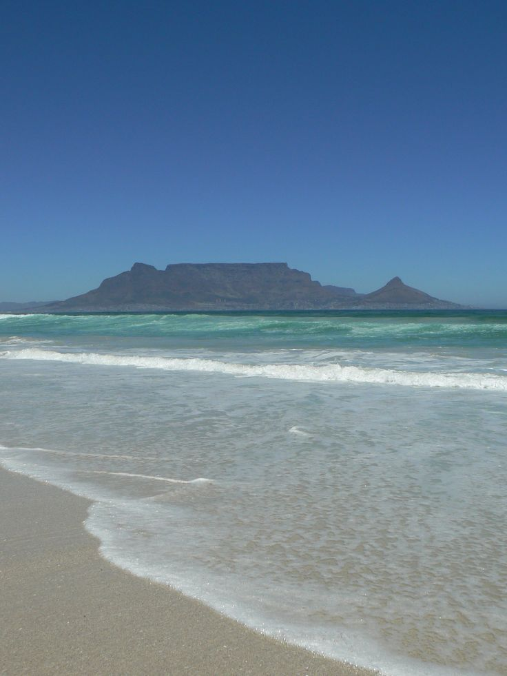 Peaceful scenery Cape Town