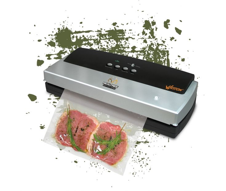 Realtree Weston Harvest Guard™ Sport Vacuum Sealer. Vacuum SealerKitchen  AccessoriesVacuumsCamo