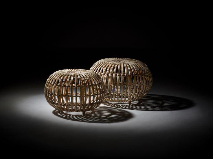 Franco Albini Ottomans by Sika-Design