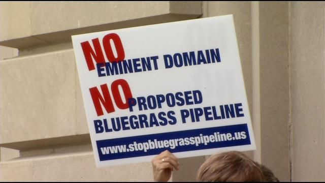 Safety history of Bluegrass Pipeline companies at issue in Kentucky debate