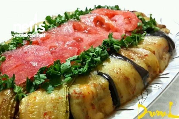 Patlıcanlı Kapama Tarifi - Nefis Yemek Tarifleri