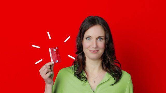 S-Kreditkarte - Ein Stück Freiheit - Kreissparkasse Augsburg - das ist nur ein test. Gleich ist das Bild wieder weg. #sparkasse