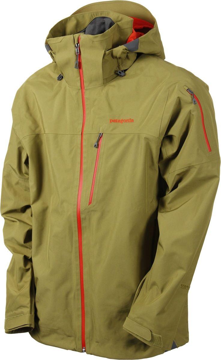 mens bonfire snowboard jackets