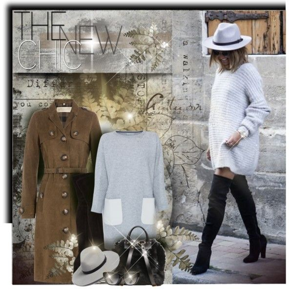 SUEDE - THE NEW CHIC by kiki-parker on Polyvore featuring M.Patmos, Burberry, Gianvito Rossi, Giuseppe Zanotti, rag & bone, Elizabeth and James, vintage, women's clothing, women's fashion and women