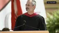 Steve Jobs compartió sus lecciones con los graduados
