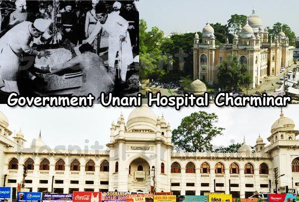Government Unani Hospital Charminar