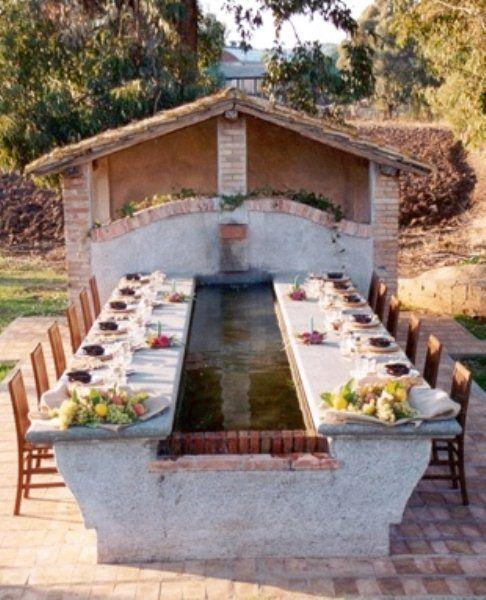 Casali di Santa Brigida, una location da sogno nel verde della campagna romana The Wedding Italia