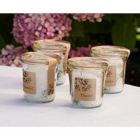 Create a personalized memento for all your wedding guests to thank them for sharing this special day with you.