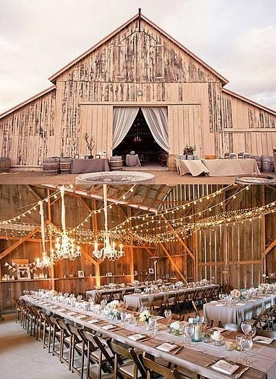 Rustic, classy but not country