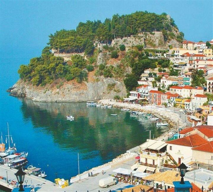 Parga.Greece