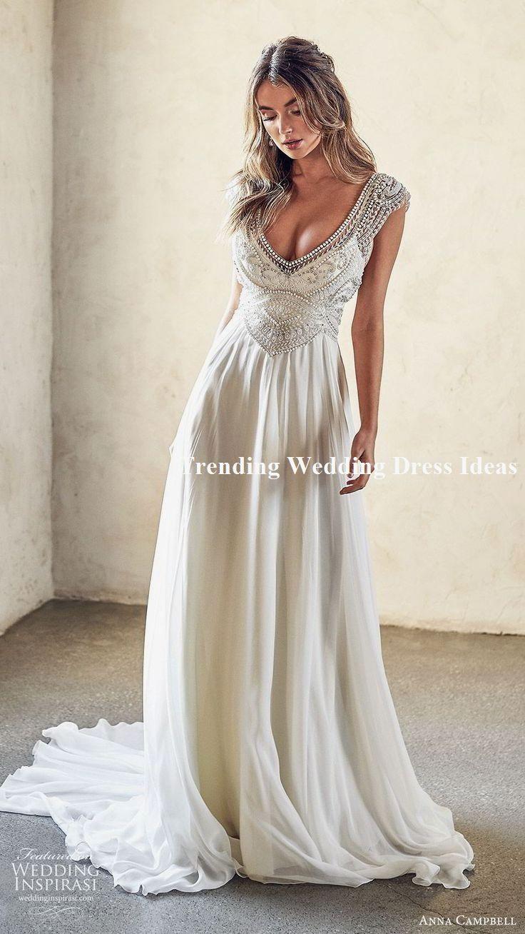 """Anna Campbell 2020 Wedding Dresses — """"Lumière""""…"""