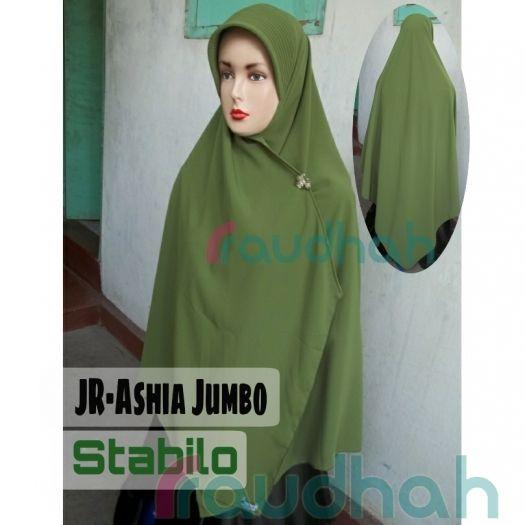 Semi Instan Ashia Jumbo Polos uk 130 adalah produk dari Jilbab Raudhah, banyak pilihan warna :), pembelian 3pcs diskon @5rb