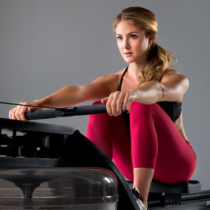 The Total-Body Rowing Machine Workout That Will Transform Your Body