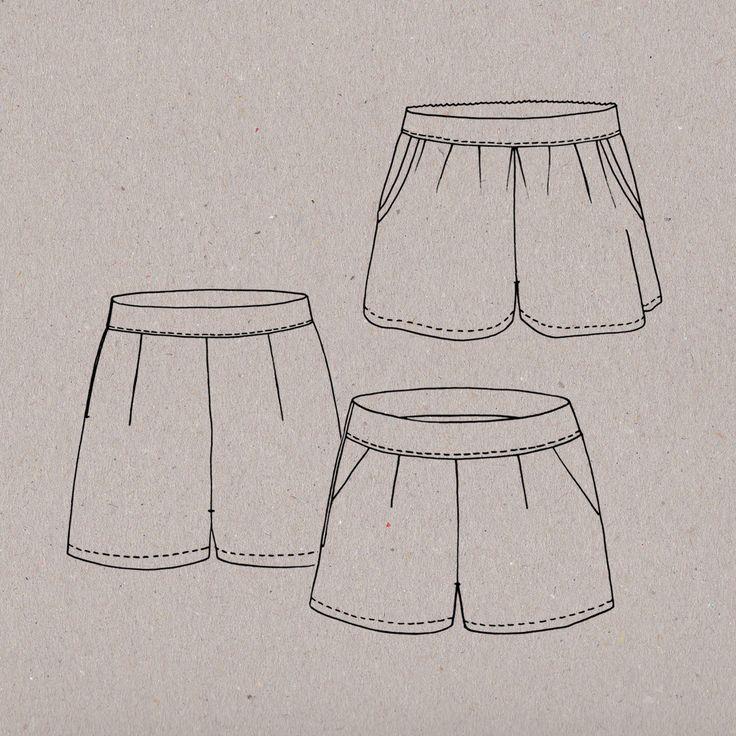 SHORT ou JUPE CULOTTE Aime comme Manège - version jupe culotte à motifs marguerite