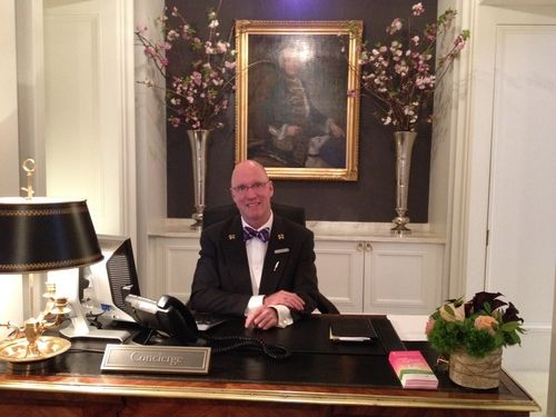 Ask A Concierge: Interviewing The Jefferson's Chris Adcock
