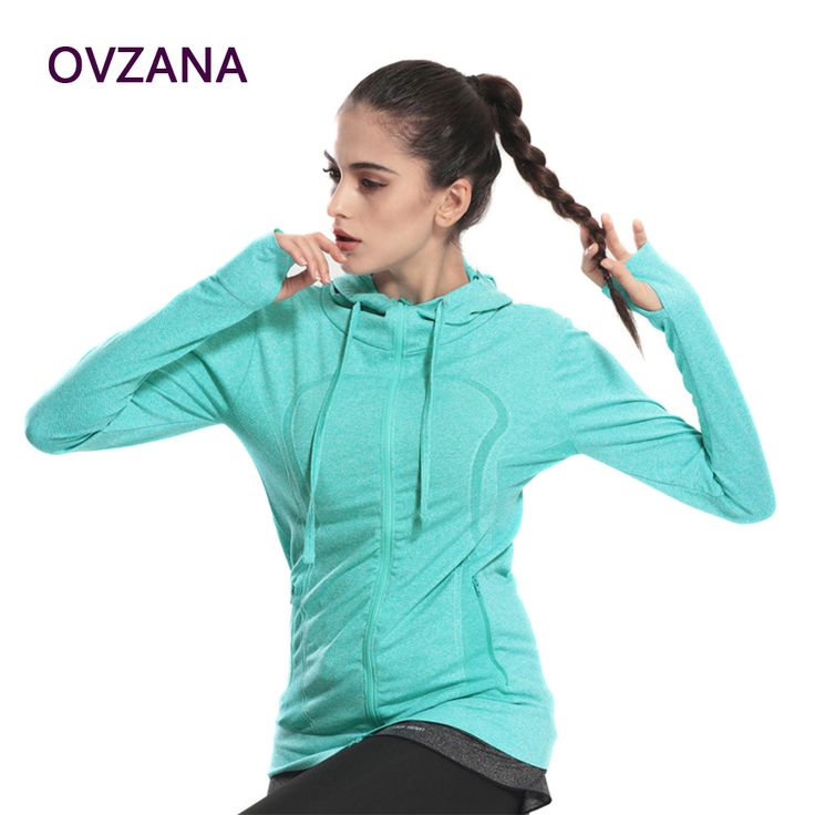 Find More Yoga Shirts Information about Full Length Workout Jacket for Women Yoga Tops Fitness sportkleding vrouwen Exercise Hoodies Gym Lulu Coat  Running Sport Shirt,High Quality jacket for women winter,China jacket thermal Suppliers, Cheap shirt argentina from Fashion brand RA on Aliexpress.com