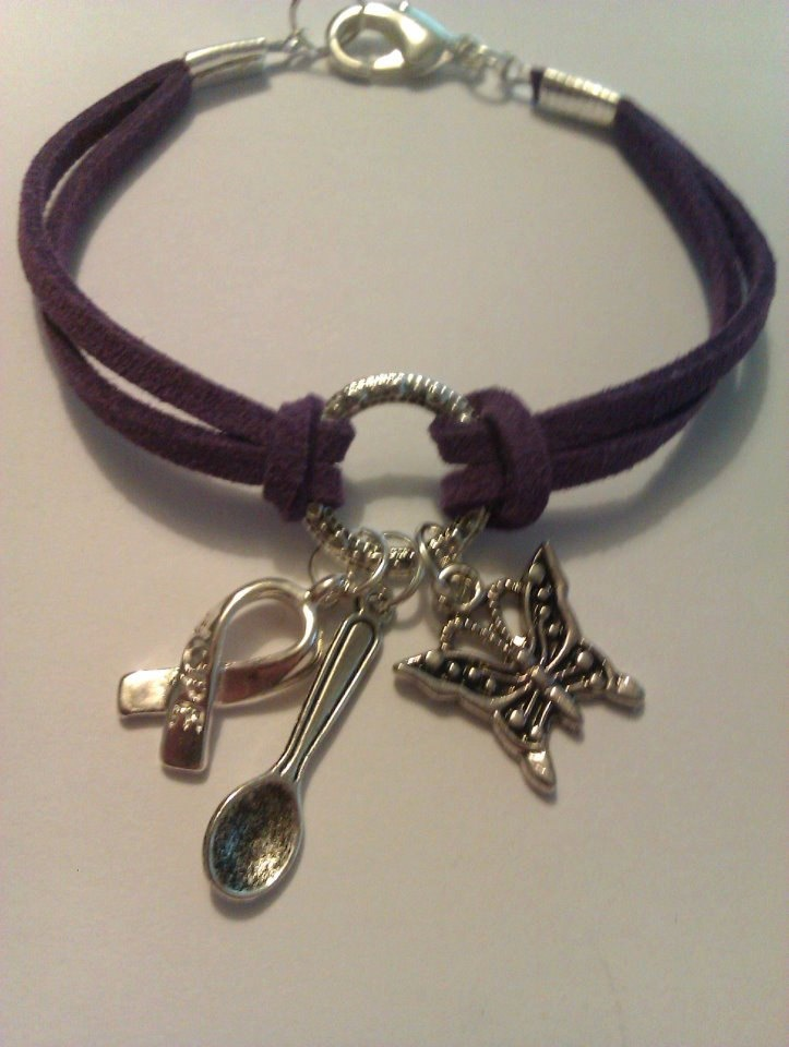Osaxy Lupus Diva Suede Bracelet by MysticMoonShadows on Etsy, £3.00