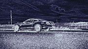 """New artwork for sale! - """" Ford Mustang 2015 Avant Garde by PixBreak Art """" - http://ift.tt/2nI914E"""