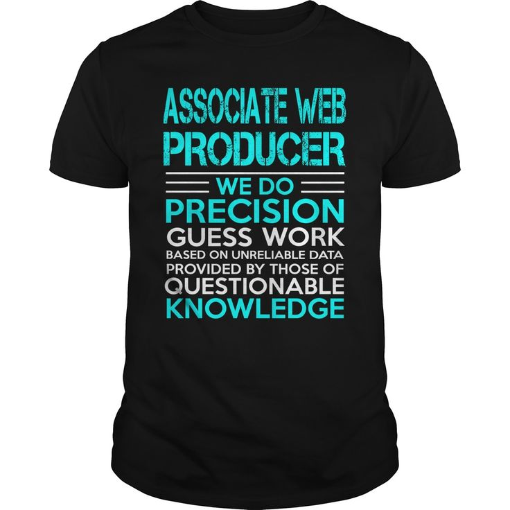 ASSOCIATE WEB PRODUCER KING T-Shirts, Hoodies. CHECK PRICE ==► https://www.sunfrog.com/LifeStyle/ASSOCIATE-WEB-PRODUCER--KING-Black-Guys.html?id=41382