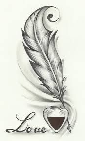 feather tattoos - Google Search