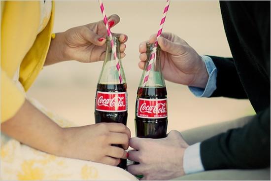 #Engagement #Coke