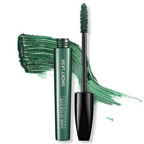 Green Mascara | How to Wear Jewel-Tone Mascara for Every Skin Tone AND Eye Color