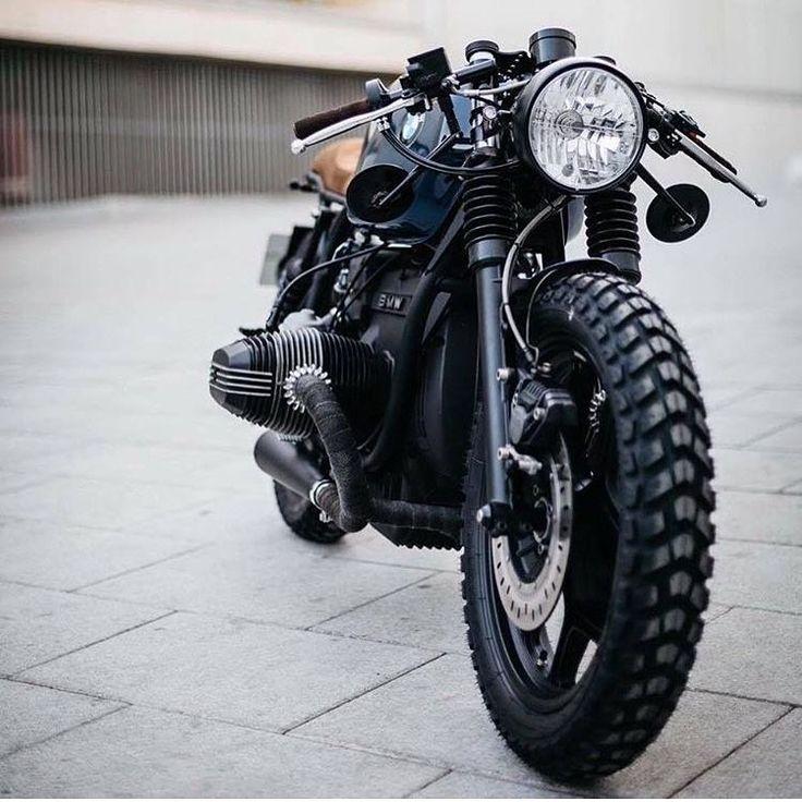 """""""Mi piace"""": 73, commenti: 1 - BMW Cafe Racer (@caferacerbmw) su Instagram: """"ph. @bikebrewers"""""""
