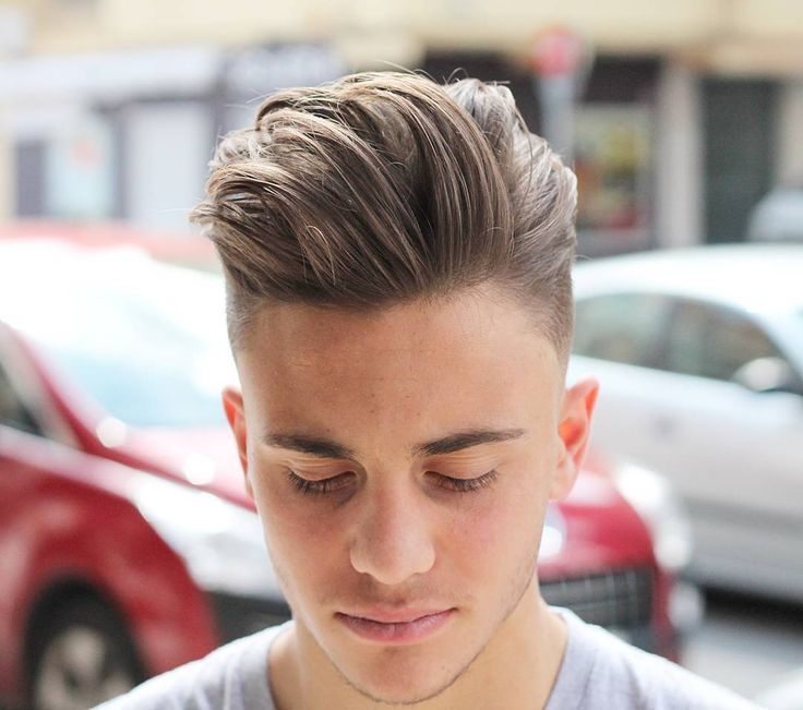 17 Best Images About 31 Cool Hairstyles For Boys On: 17 Best Medium Hairstyles For Men Images On Pinterest