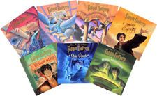 Harry Potter Audio Books 1-7 by J. K. Rowling 7 CDs MP3 Russian
