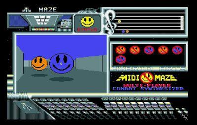 AtariCrypt: Midi Maze