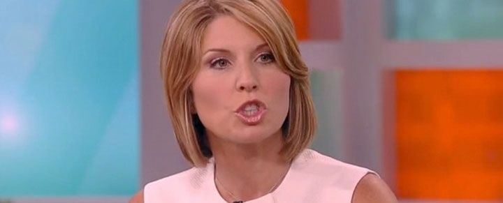 The View's Nicole Wallace really believes that the beheadings of American journalists has turned Obama from a reluctant warrior into a fierce war machine... 09/18/14
