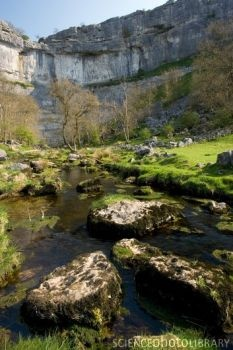 Malham Cove, Yorkshire, England. Walking holiday ahoy!