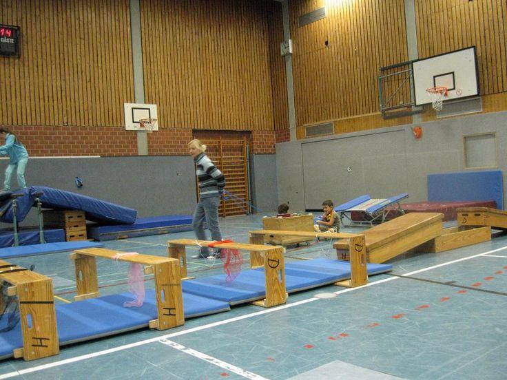 Krabbelgang #Sport #Schule #Bewegung
