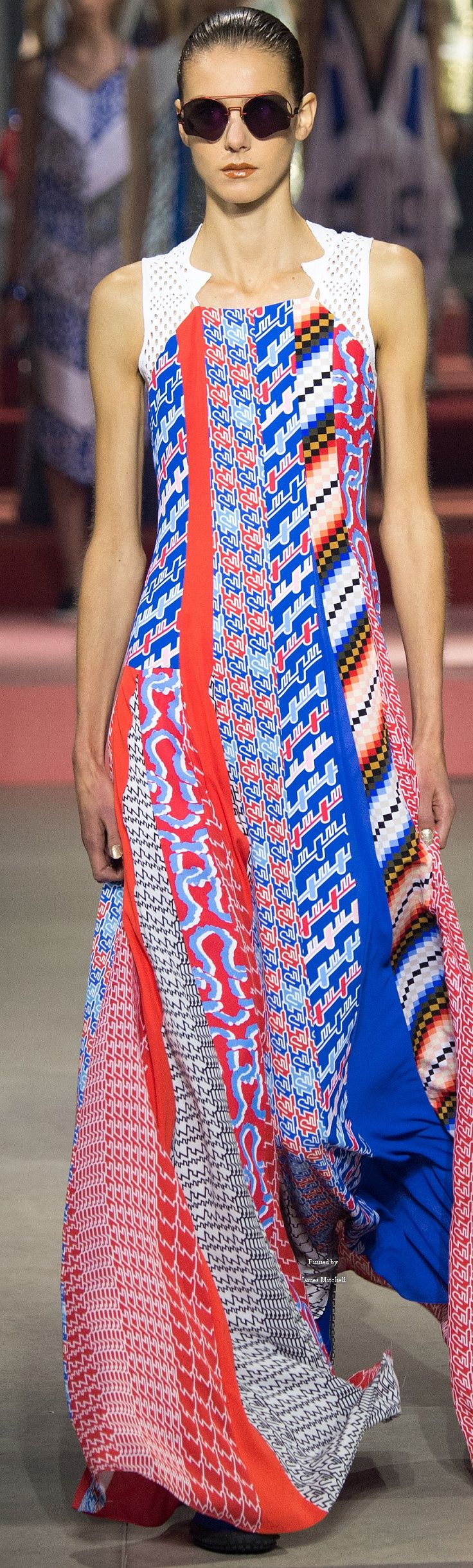Kenzo Collection Spring 2016 Ready-to-Wear