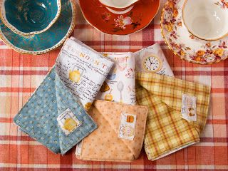 PatchworkPottery: Tea Room
