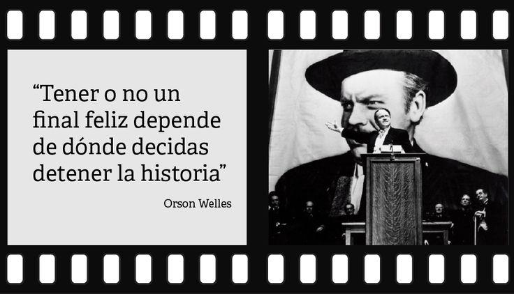 Orson Welles: algunas de las frases del director que revolucionó a Hollywood
