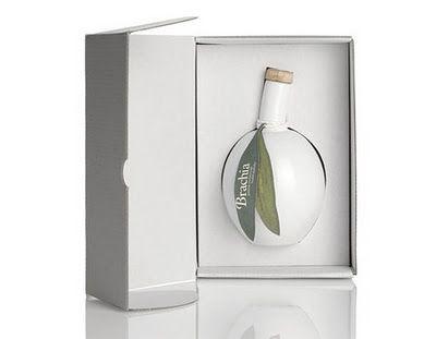 •• Diseño packaging etiquetas minimalistas envases botellas aceite de oliva ejemplos embalajes y cajas