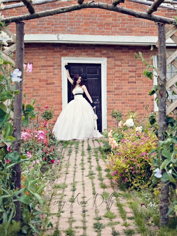 www.kerryannduffy.com  english country garden Wedding Photo credit Kerry Ann Duffy - Kent Wedding Photographer The House Meadow