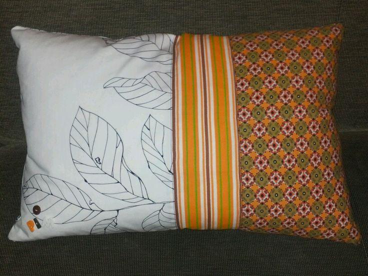 My first home made cushion